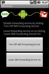 SMS2Gmail